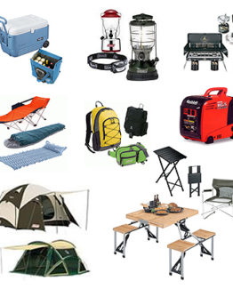 Camping/Outdoor Goods & Gears