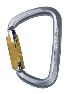 D STEEL CONNECTOR triple lock
